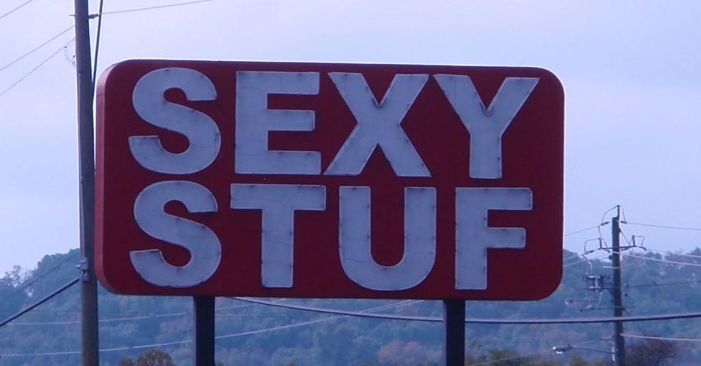 Stuf sign