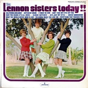 Lennon Sisters album cover