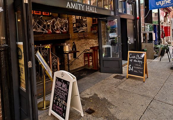Amity Hall