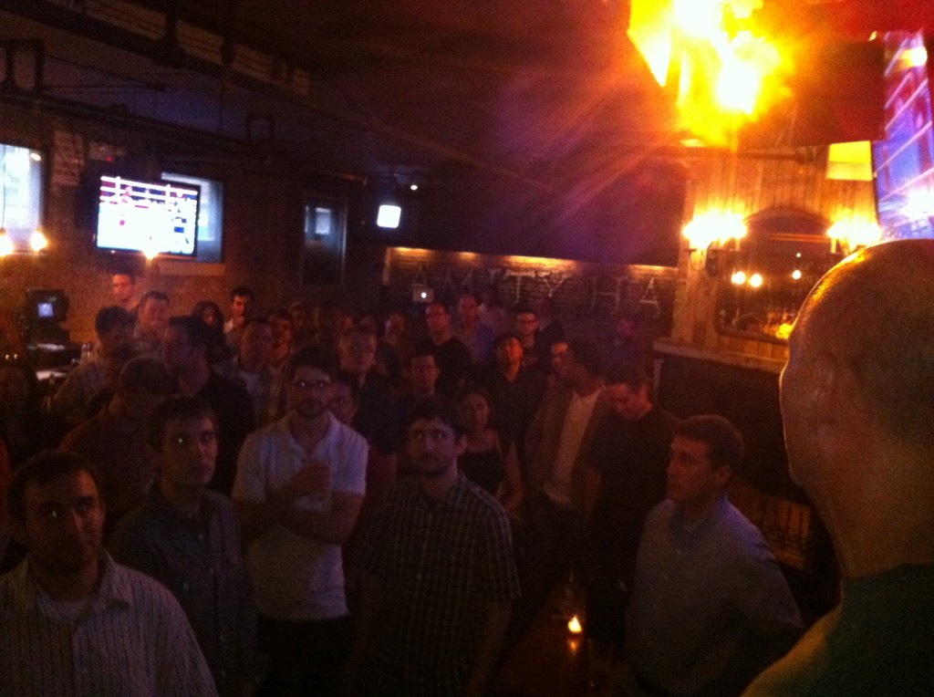 New York Bleacher Report Writers Meet-up