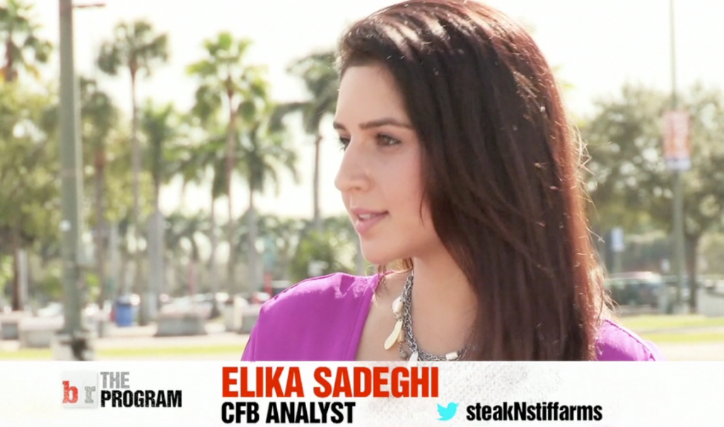 Elika Sadhegi