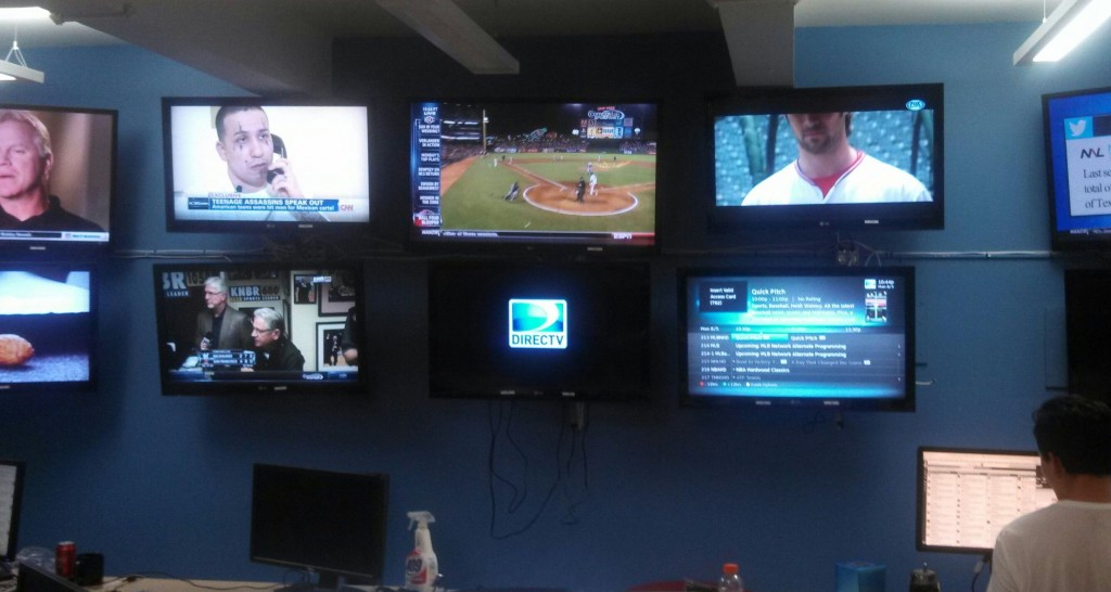 Bleacher Report televisions