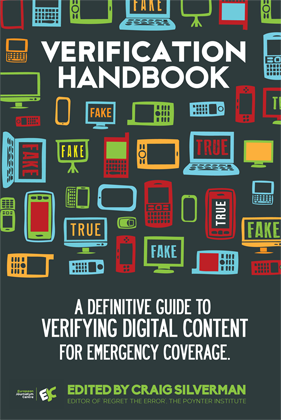 Verification Handbook Cover